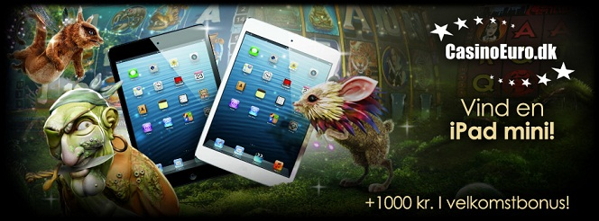 Vind En iPad På CasinoEuro